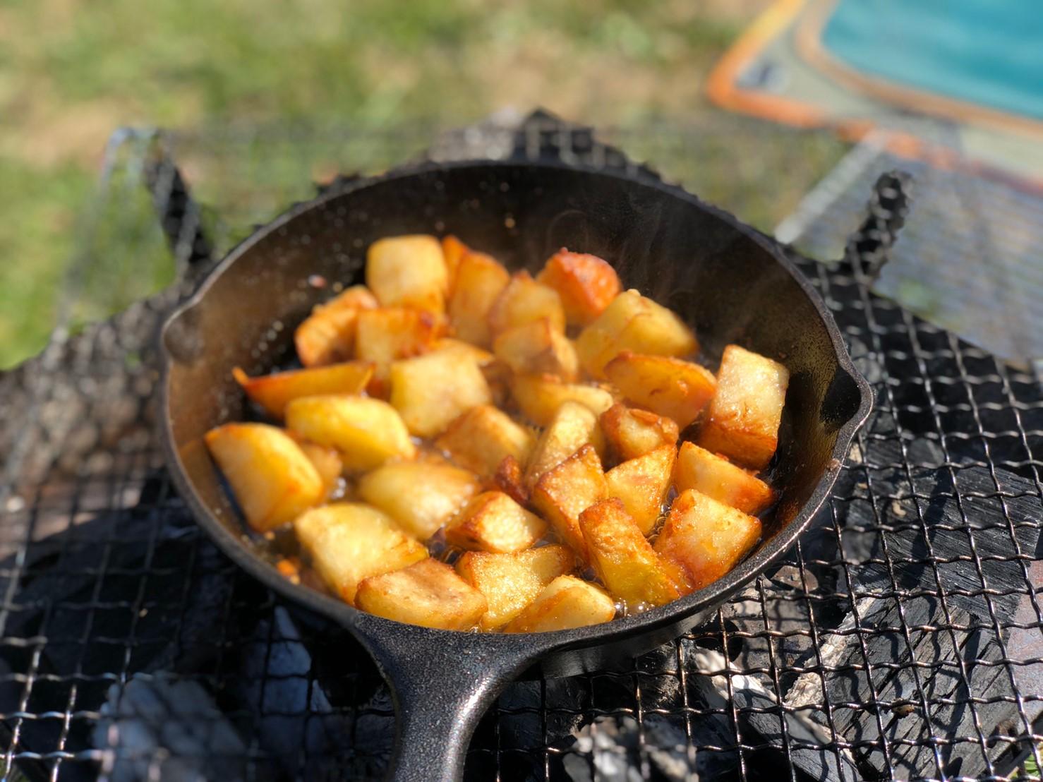 anchovy potato