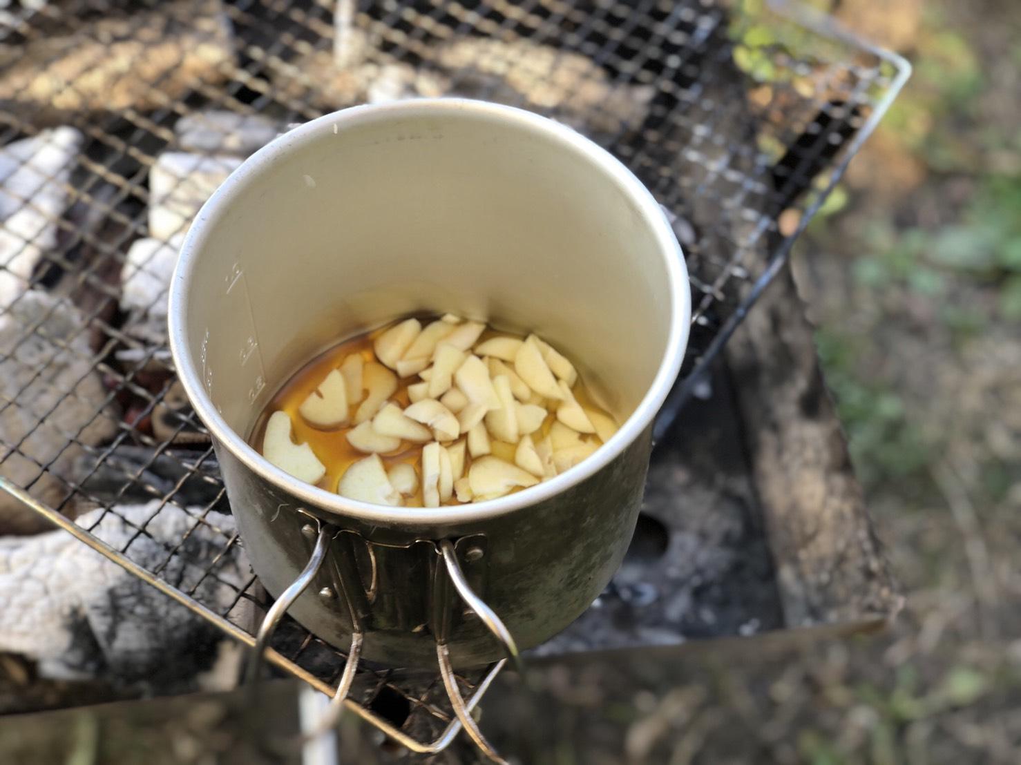 garlic oil cooker